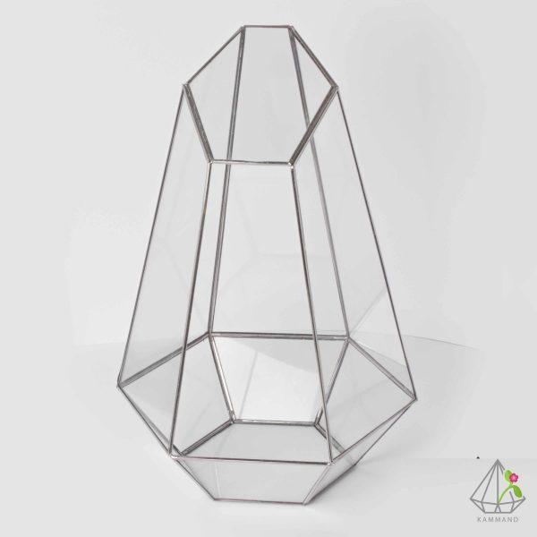 ظروف تراریوم، تراریوم چند وجهی ، تراریوم استوانه ای ،گلدان شیشه ای، تراریوم، باغ شیشه ای ، فروشگاه اینترنتی کمند