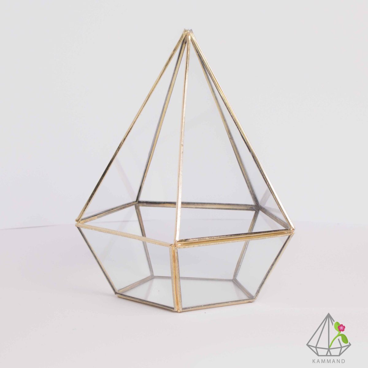 ظروف تراریوم، تراریوم چند وجهی ، تراریوم مخروطی ،گلدان شیشه ای، تراریوم، باغ شیشه ای ، فروشگاه اینترنتی کمند