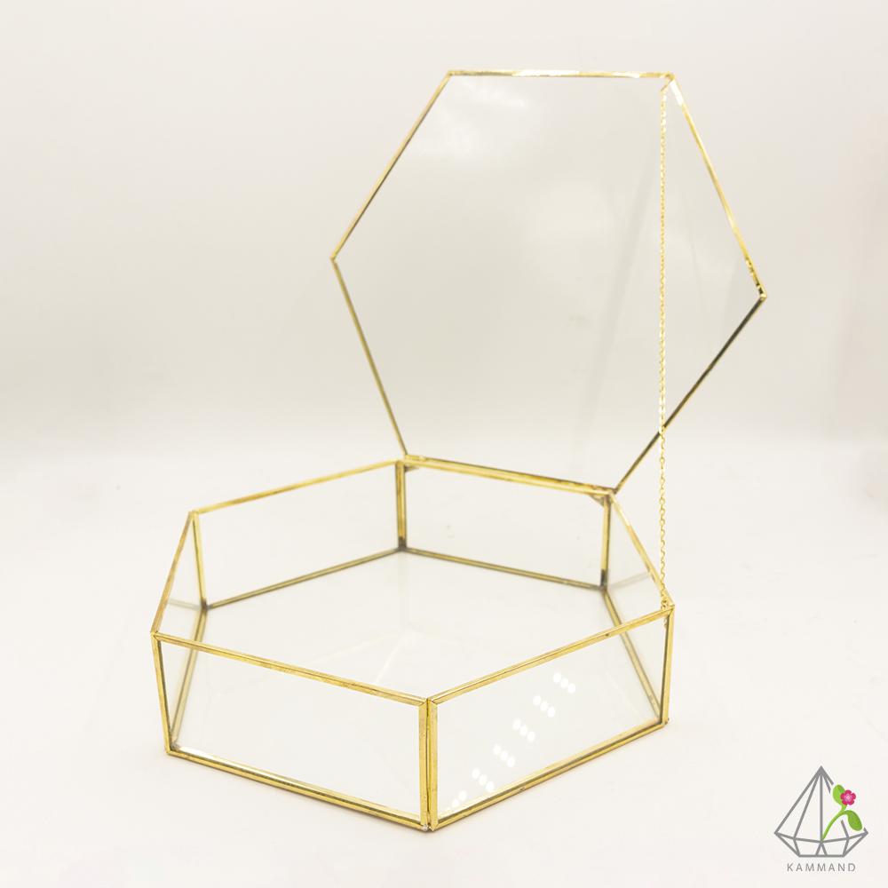 جعبه جواهرات شیشه ای، جعبه جواهرات لوکس، جعبه جواهرات شیک ، خرید اینترنتی جعبه جواهرات ، جعبه جواهرات کمند ، جا جواهری شیک، جعبه طلا و جواهر، جعبه زیورآلات ، فروشگاه اینترنتی کمند