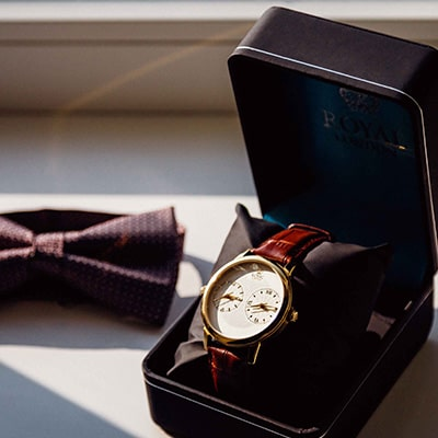 ساعت، هدیه ولنتاین برای مرد، کادو روز ولنتاین، هدیه ولنتاین برای همسر